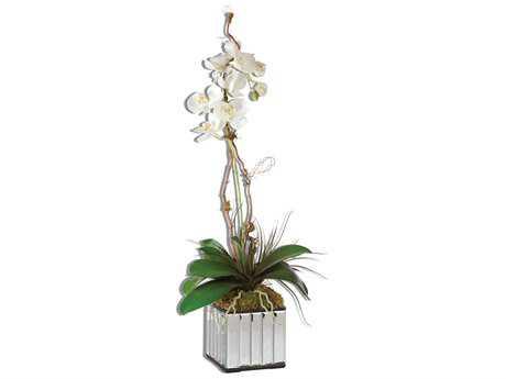 Uttermost Kaleama White Orchids UT60122
