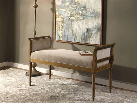 Uttermost Kosey Accent Bench
