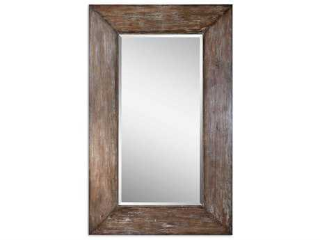 Uttermost Langford 51 x 81 Large Wood Wall Mirror UT09505