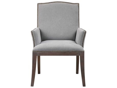 Uttermost Lantry Arm Dining Chair