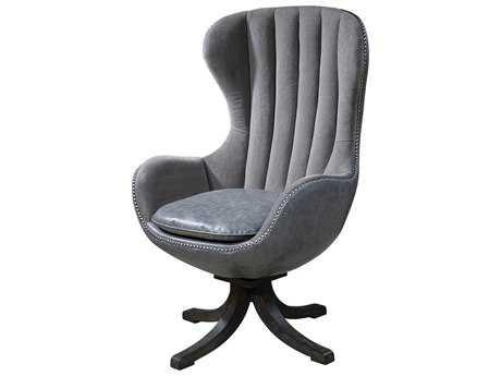 Uttermost Linford Swivel Accent Chair