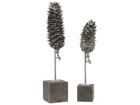 Uttermost Longleaf Pine Sculpture UT18905