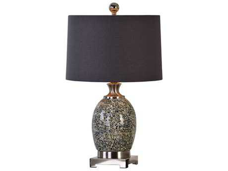 Uttermost Madon Taupe Gray Table Lamp UT271611