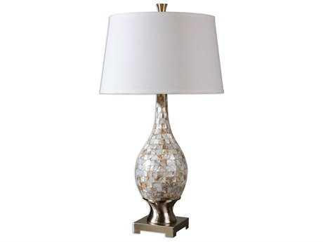 Uttermost Madre Mosaic Tile Table Lamp UT26491