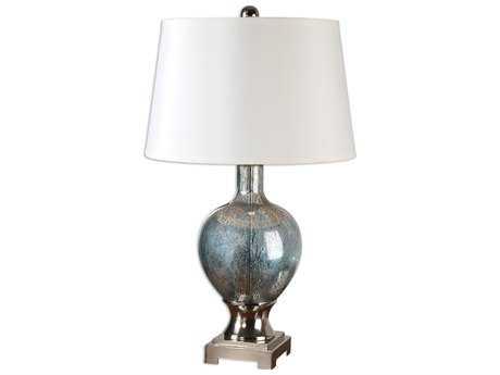 Uttermost Mafalda Mercury Glass Table Lamp