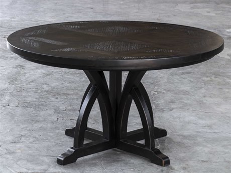 Uttermost Maiva 56'' Wide Round Dining Table UT25861