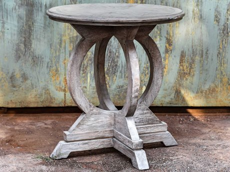 Uttermost Maiva 24'' Wide Round End Table UT25426