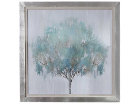 Uttermost Majestic Tree Glass Wall Art UT41596