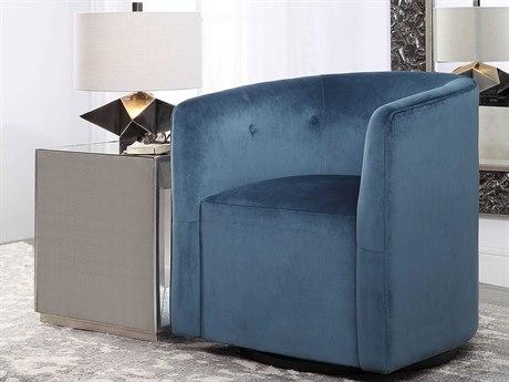 Uttermost Mallorie Swivel Accent Chair UT23491
