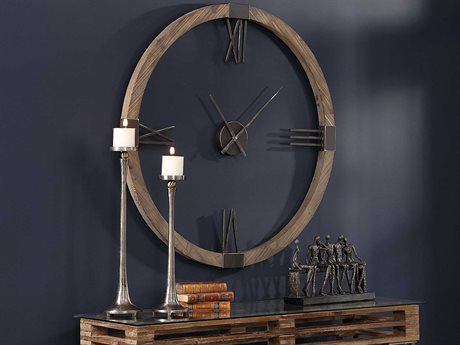 Uttermost Marcelo Clock UT06454