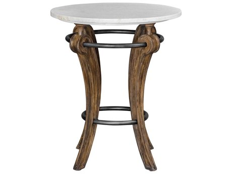 Uttermost Maryan 22'' Wide Round End Table UT25424