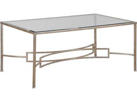 Uttermost Matthew Williams Eilinora Silver Coffee Table