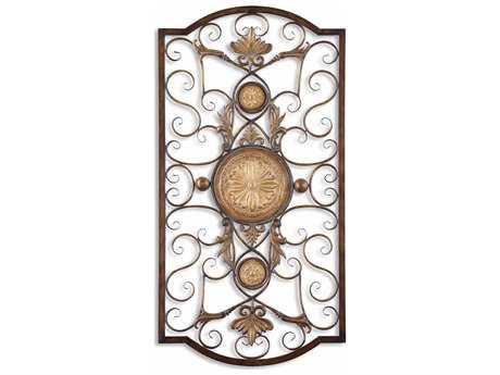Uttermost Micayla Large Metal Wall Art UT13476