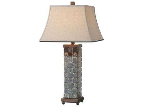 Uttermost Rory Ivory Table Lamp Ut26737
