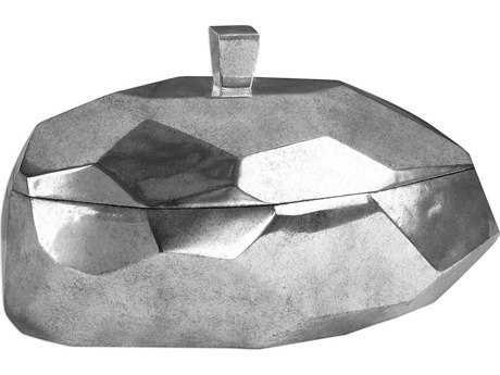 Uttermost Minta Silver Box UT18719