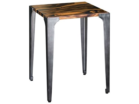 Uttermost Mira 18'' Wide Square End Table
