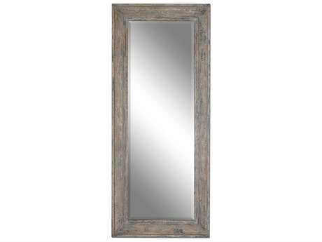 Uttermost Missoula 34 x 82 Distressed Leaner Floor Mirror