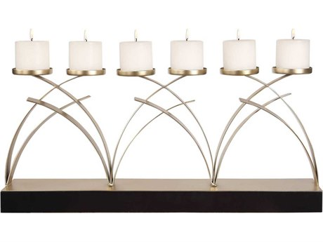Uttermost Nikolas Candle Holder