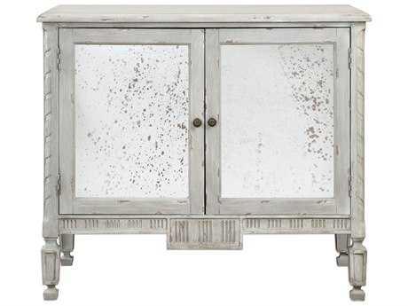 Uttermost Okorie Gray 42'' x 19'' Rectangular Console Table UT24582