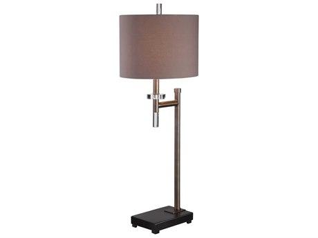 Uttermost Oletha Crystal Buffet Lamp UT296611