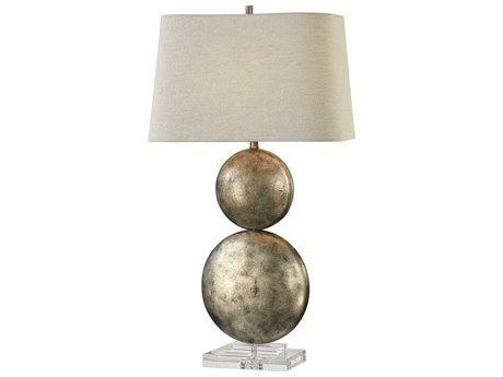 Uttermost Ordona Crystal Buffet Lamp UT27758