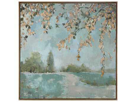 Uttermost Peaceful Landscape Art UT35329