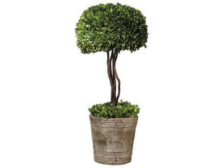 Uttermost Tree Topiary Preserved Boxwood UT60095