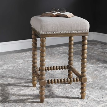 Uttermost Pryce Side Counter Height Stool