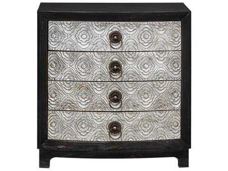 Uttermost Ramila Hand Carved Accent Chest UT25763