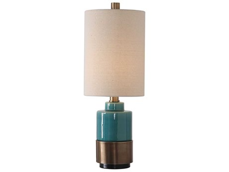 Uttermost Rema Glass Buffet Lamp UT296851