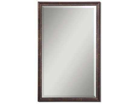 Uttermost Renzo 20 x 32 Bronze Vanity Wall Mirror UT14442B