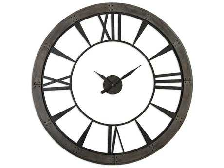 Uttermost Ronan Large Wall Clock UT06084