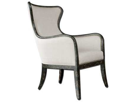 Uttermost Sandy Wing Back Accent Chair UT23073