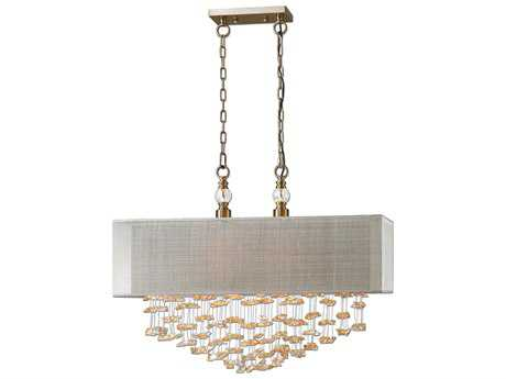 Uttermost Santina Shade Two-Light Pendant UT22033