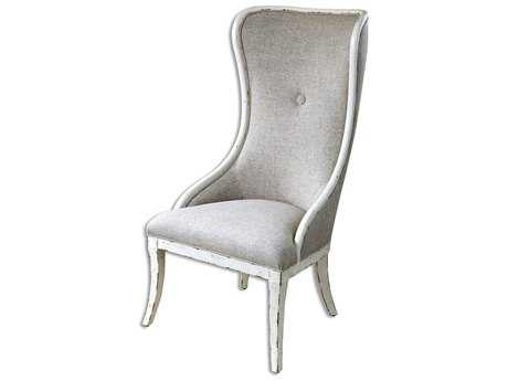 Uttermost Selam Aged Wing Accent Chair UT23218