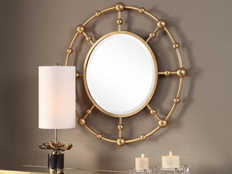 Uttermost Selim Round Wall Mirror UT09457