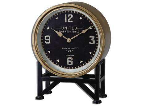 Uttermost Shyam Table Clock UT06094