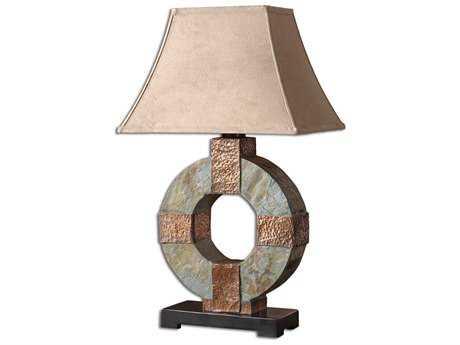 Uttermost Slate Table Lamp UT26307