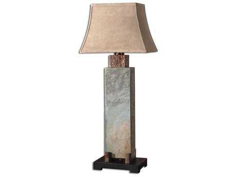 Uttermost Tall Slate Table Lamp UT26308
