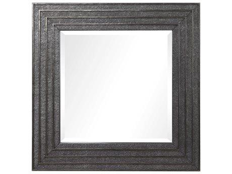 Uttermost Sondra Aged Silver Wall Mirror