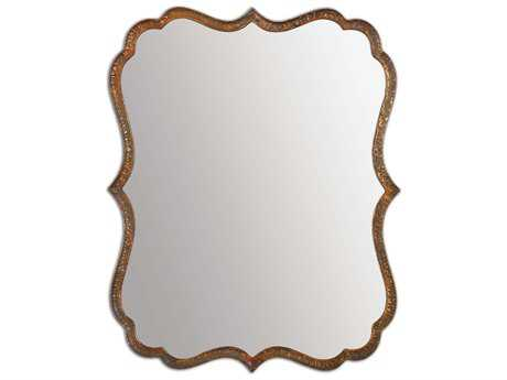 Uttermost Spadola 24 x 30 Copper Wall Mirror UT12848