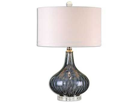 Uttermost Sutera Water Glass Table Lamp UT266111