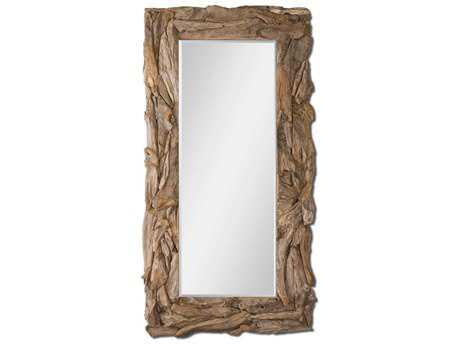 Uttermost Teak Root 39 x 79 Natural Floor Mirror UT05027