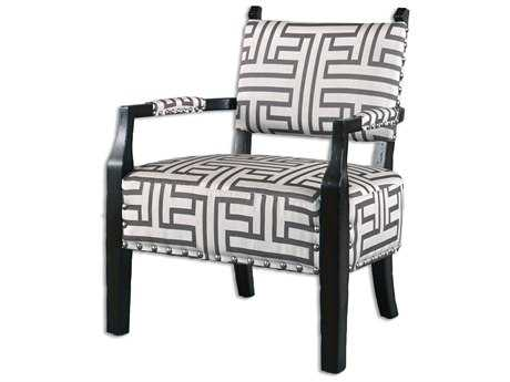Uttermost Terica Geometric Accent Chair UT23217