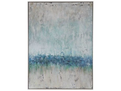 Uttermost Tidal Wave Canvas Wall Art