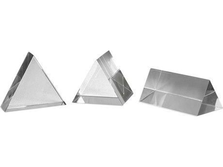 Uttermost Triangle Sculpture
