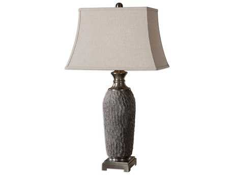 Uttermost Tricarico Textured Table Lamp