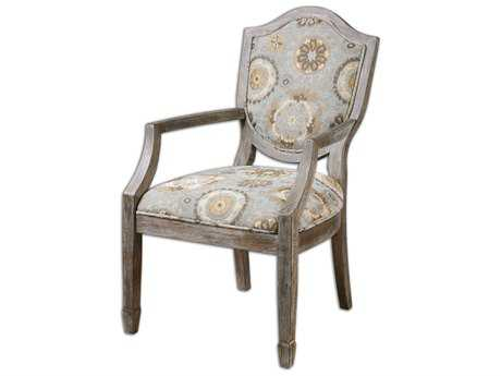 Uttermost Valene Weathered Accent Chair UT23174