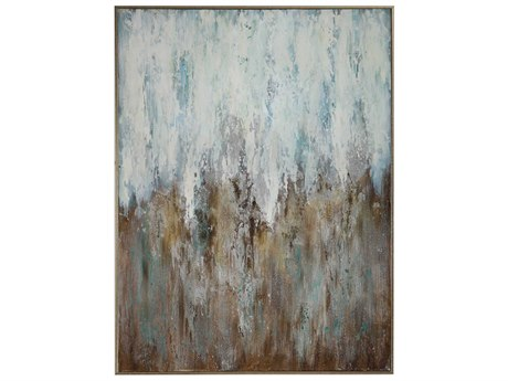 Uttermost Wave After Canvas Wall Art
