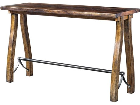 Uttermost Westlyn 60'' Wide Rectangular Counter Height Dining Table UT25899